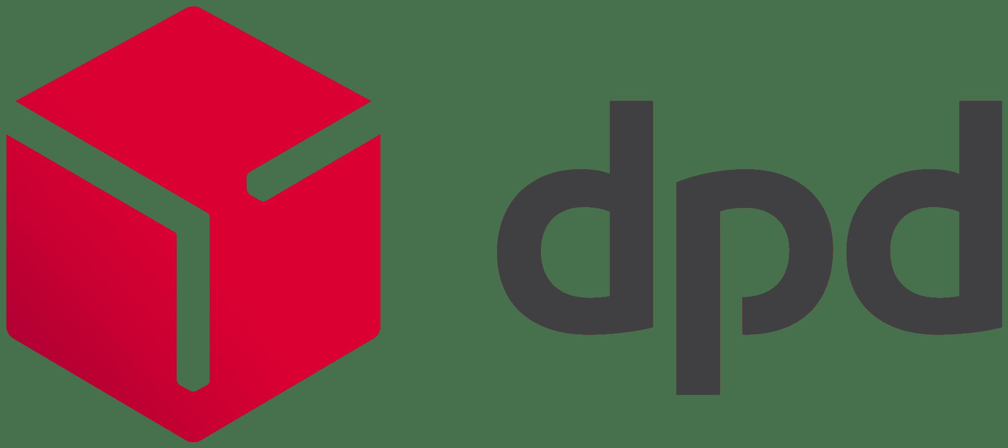 Das Logo der dpd