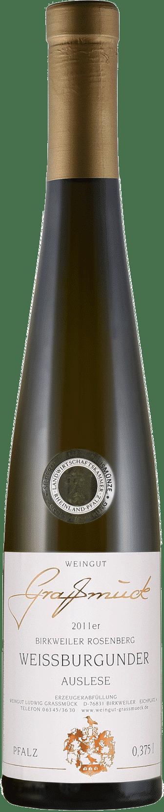 Weingut Ludwig Graßmück, Simon Graßmück, Weissburgunder Auslese