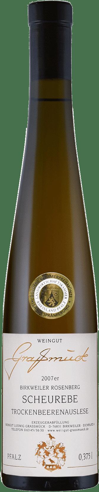 Weingut Ludwig Graßmück, Simon Graßmück, Scheurebe Trockenbeerenauslese