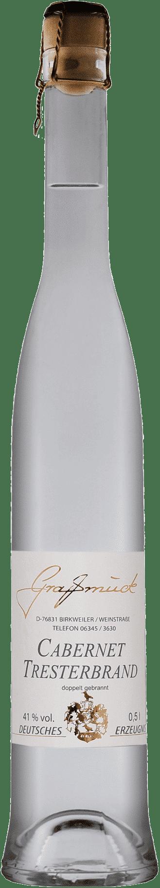 Weingut Ludwig Graßmück, Simon Graßmück, Cabernet Tresterbrand