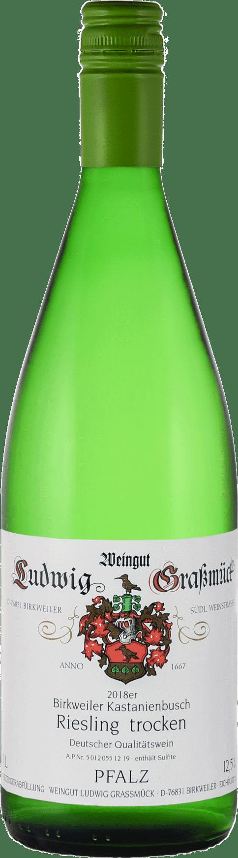 Weingut Ludwig Graßmück, Simon Graßmück, Riesling, trocken