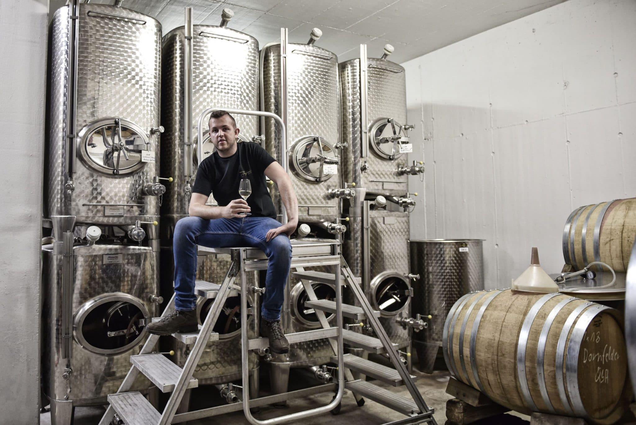 Weingut Graßmück, Simon Graßmück