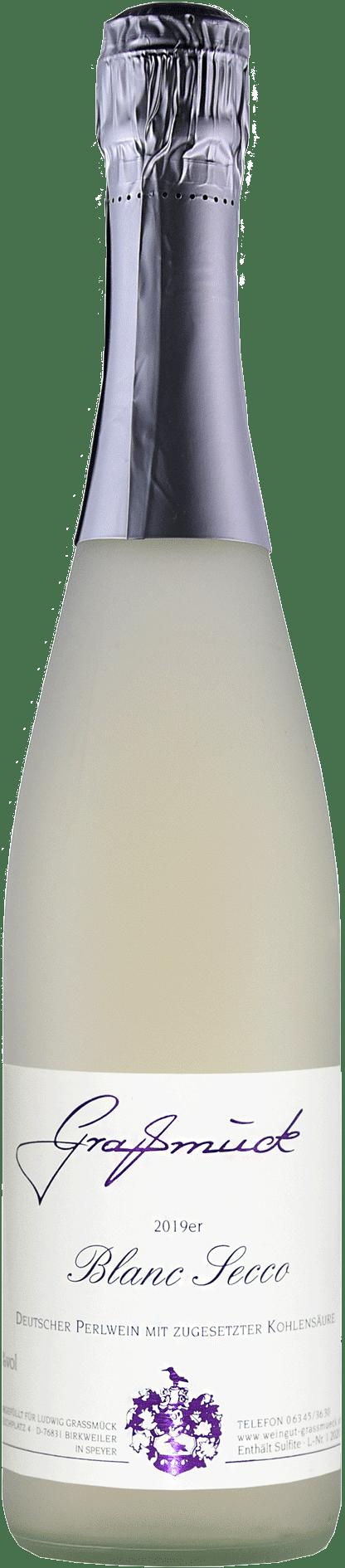 Weingut Ludwig Graßmück, Simon Graßmück, Blanc Secco 2019