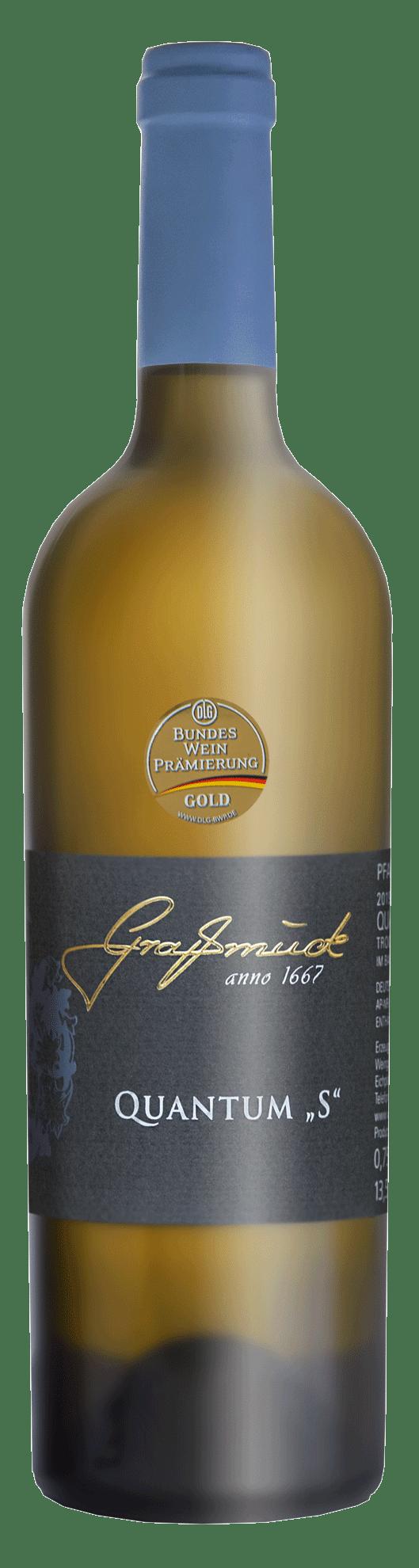 Weingut Ludwig Graßmück, Simon Graßmück, Quantum-S mit Auszeichnung
